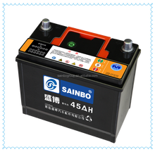 Maintenance Free car battery 12V 46B24R