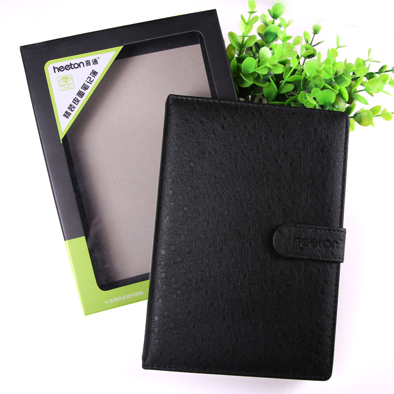 High grade PU leather cover A5 B5 diary journey notebook