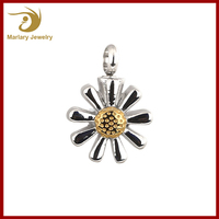 Wholesale Cremation Urns Jewelry Lovely Daisy Pendant
