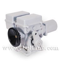 rotary electrical actuator 6000NM input 4-20ma