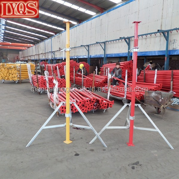Difference Shoring Props : Acrow prop acro props shoring jack adjustable steel post