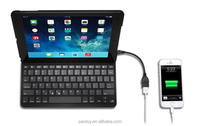 "ultra-thin 9.7"" bluetooth keyboard case for ipad Air/Pro"