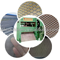 Expanded Metal Mesh Production Line/Expanded Metal Mesh Machine