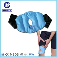 Nylon waterproof hot&cold pack for Knee