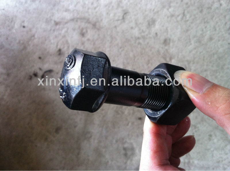 Track Shoe Bolt and Nut Manufacturer/Excavator Part