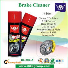 Eco-friendly iLike Brake Parts Cleaners