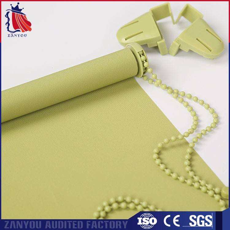 Customize top quality vinyl window roller shades