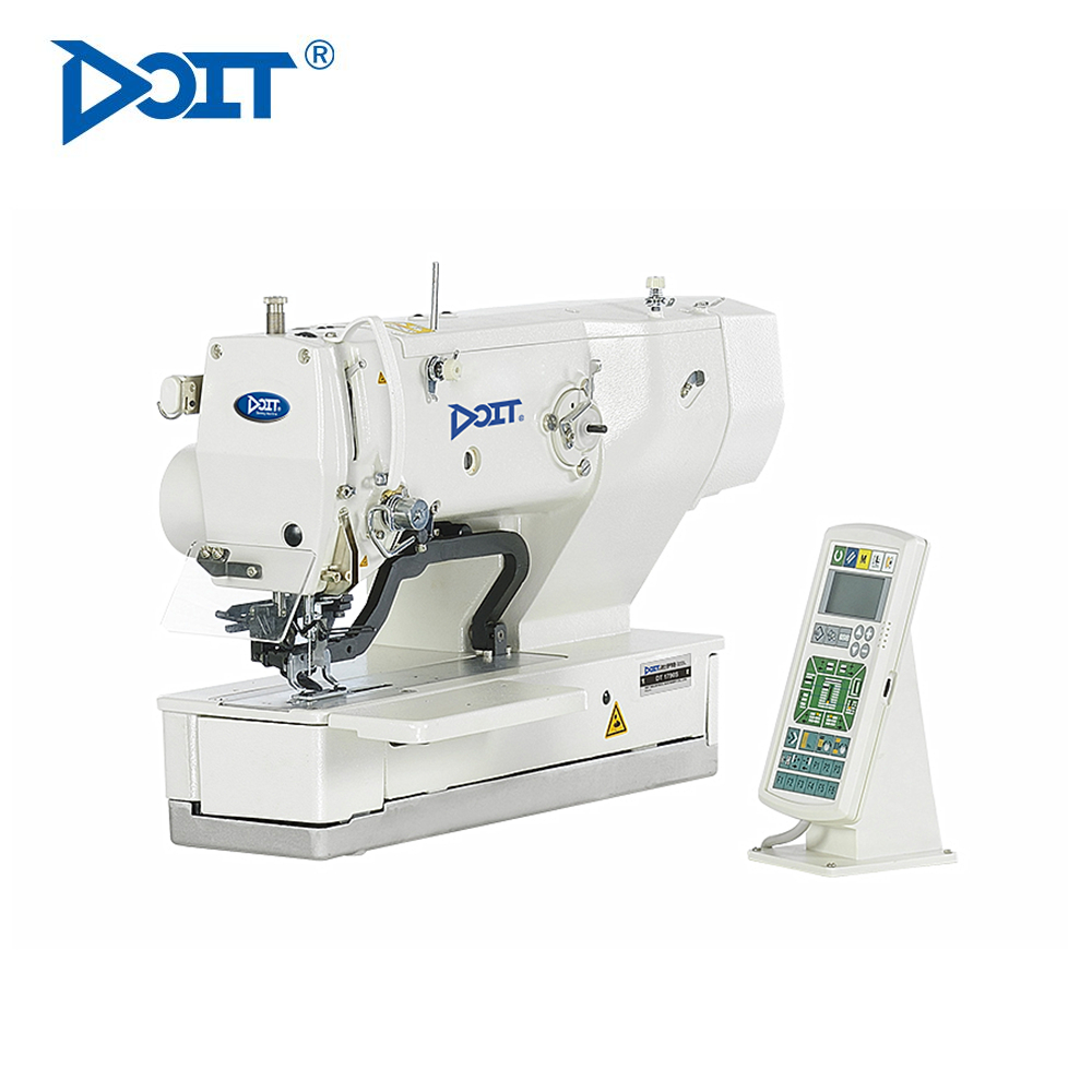 DT1790S/K High speed computerized straight button holing sewing machine