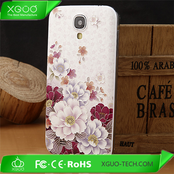 mobile phone cover for wholesale samsung s4 case girl