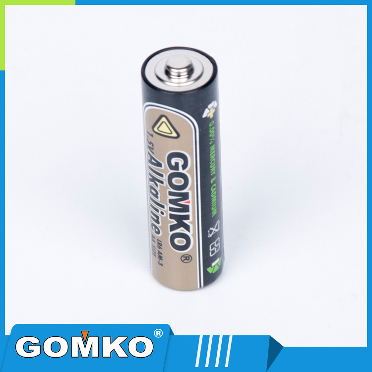 all kinds of dry batteries aa aaa 1.5v lr6 alkaline battery