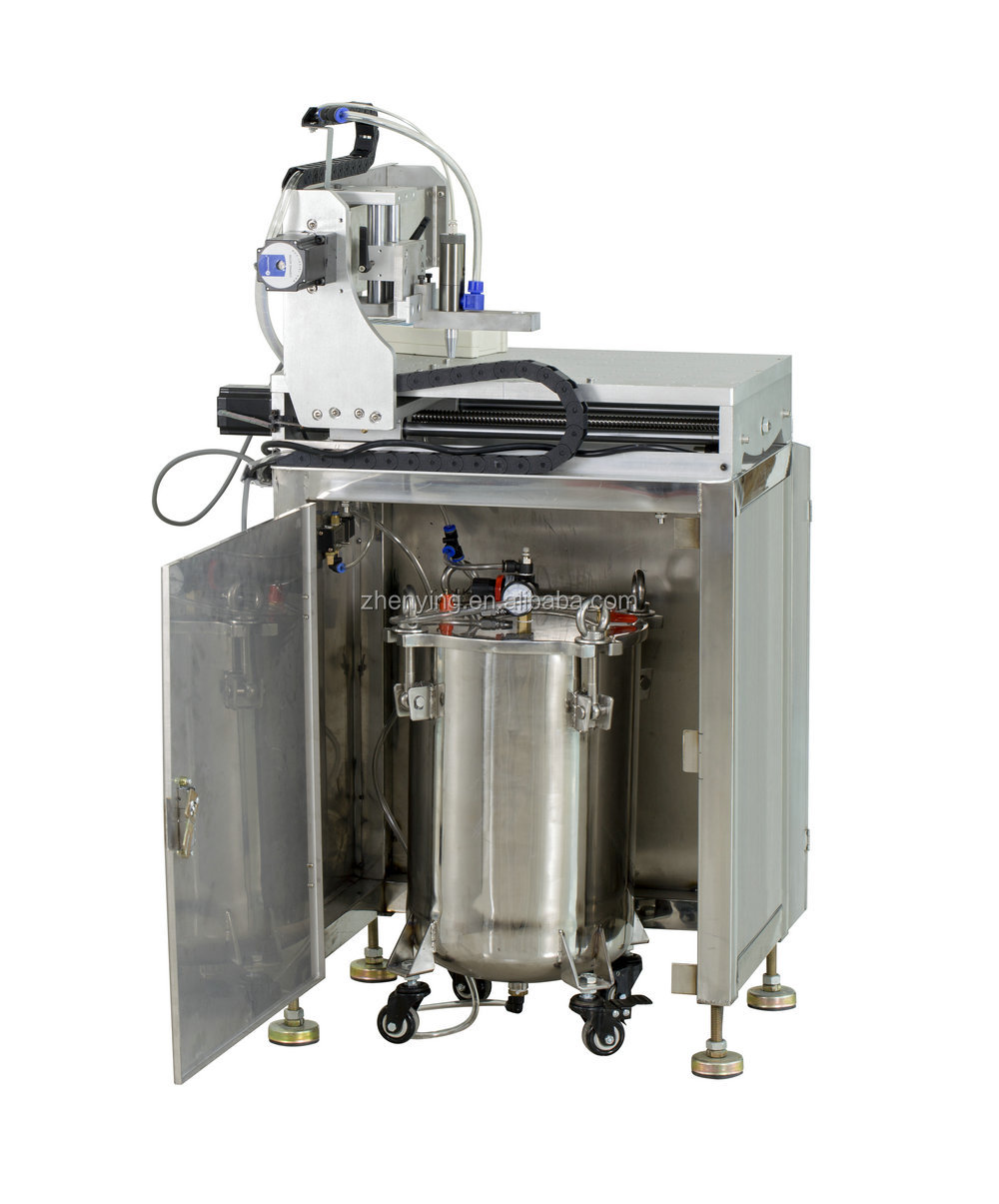 ZY-P01DAutomatic base material dripping machine