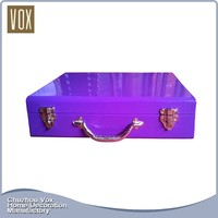 Durable multi-use metal Cheap Watch Storage Box