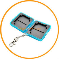 MC-U6B SD Memory card holder carrying 2 CF Cards 4 SD Cards from Dailyetech