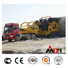 China Top 1 100tph mobile gyratory crusher for sale india certified by CE ISO GOST