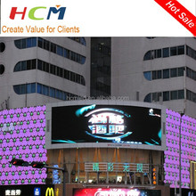 Outdoor Led Display Screen/ P6,p8,P10 Advertising Hd Led Tv/led Billboard Led Video Wall