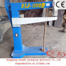 DXJ Carton Machinery Stapling Machine / cardboard manual stitcher machine/Wire Stitcher Saddle Book Stitching Machine