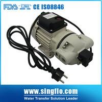 Singflo 220v 40psi 25LPM Self Priming Electric Adblue Water Transfer Pump Liquid Food