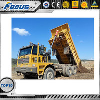 SDLG 60t dump truck for mining sale in thailand