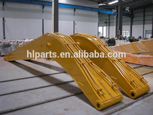 Construction Machinery Spare Parts Excavator Long Reach Boom And Arm Spare Parts