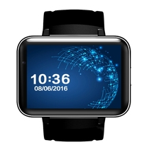 dropshipping DOMINO DM98 2.2 inch Smart Watch Phone Bluetooth 4.0 support WhatsApp Smart Watch Phone