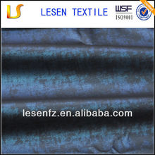 Lesen Textile Beautiful Imitation Memory Fabric with PU Coated,Types of Jacket Fabric Material