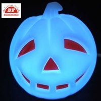 Vinyl led pumpkins solar light