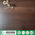 2017 Best selling white oak walnut color engineered wood flooring made in China