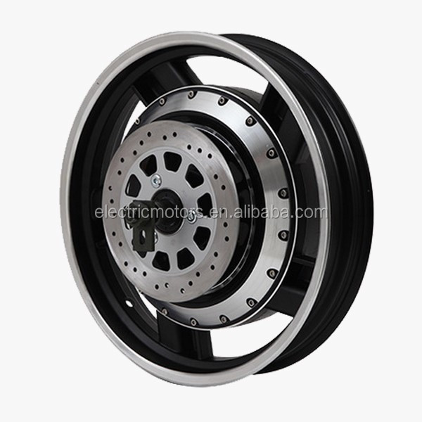 Electric Car Wheel Hub Motor