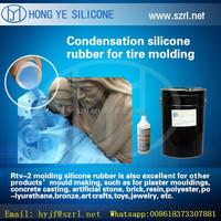 rtv silicone rubber for Decorative Premium Concrete Foutains and Birdbaths