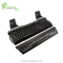 Dragon War Optical mechanical switch Light Palm Rest Programmable Gaming ergonomic Keyboard for gamer