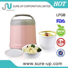 100% insulated drinking glass liner food container (CGUB)