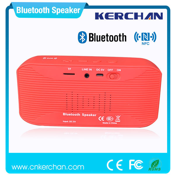 2015 new product hands-free call rohs wireless 8 hours long lasting sales professional type disco lights speaker