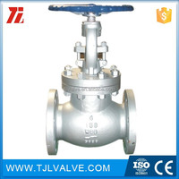 class125/class150 carbon steel/ss low pressure steam globe valve good quality