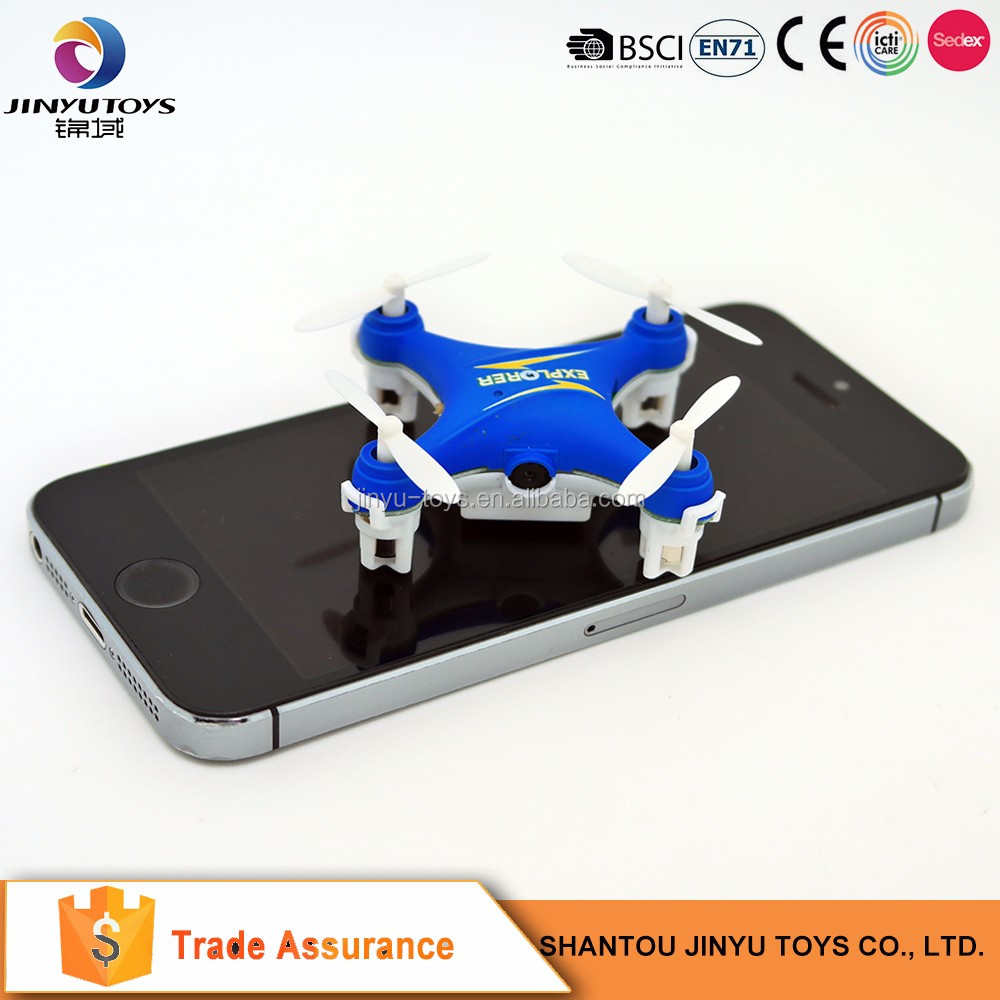 Helicopter toy ABS plastic mini drone battery power drone with hd camera