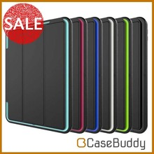 Casebuddy New Business Book 4 in 1 Shockproof With Smart cover case for ipad 9.7