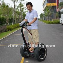 Freeyoyo two wheeled self-balancing electric personal vehicle