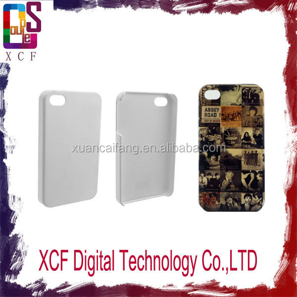 wholesale 3D sublimation blank case for iPhone5C