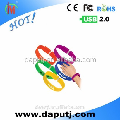 High quality waterproof usb bracelet with cheap price