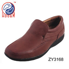 2014 new fashion casual leather men shoes