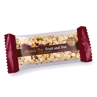 Heat Seal Plastic Laminated Cereal Bar