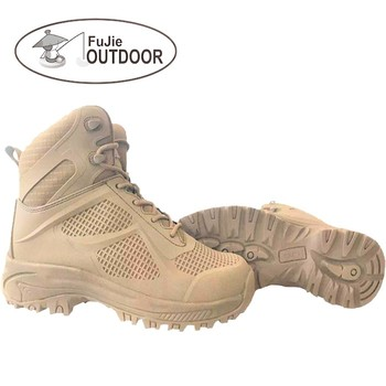 Mens Breathable Lightweight Combat Tactical Military Boots
