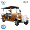 Special Design Electric Classic car CE certificate with 6 seaters