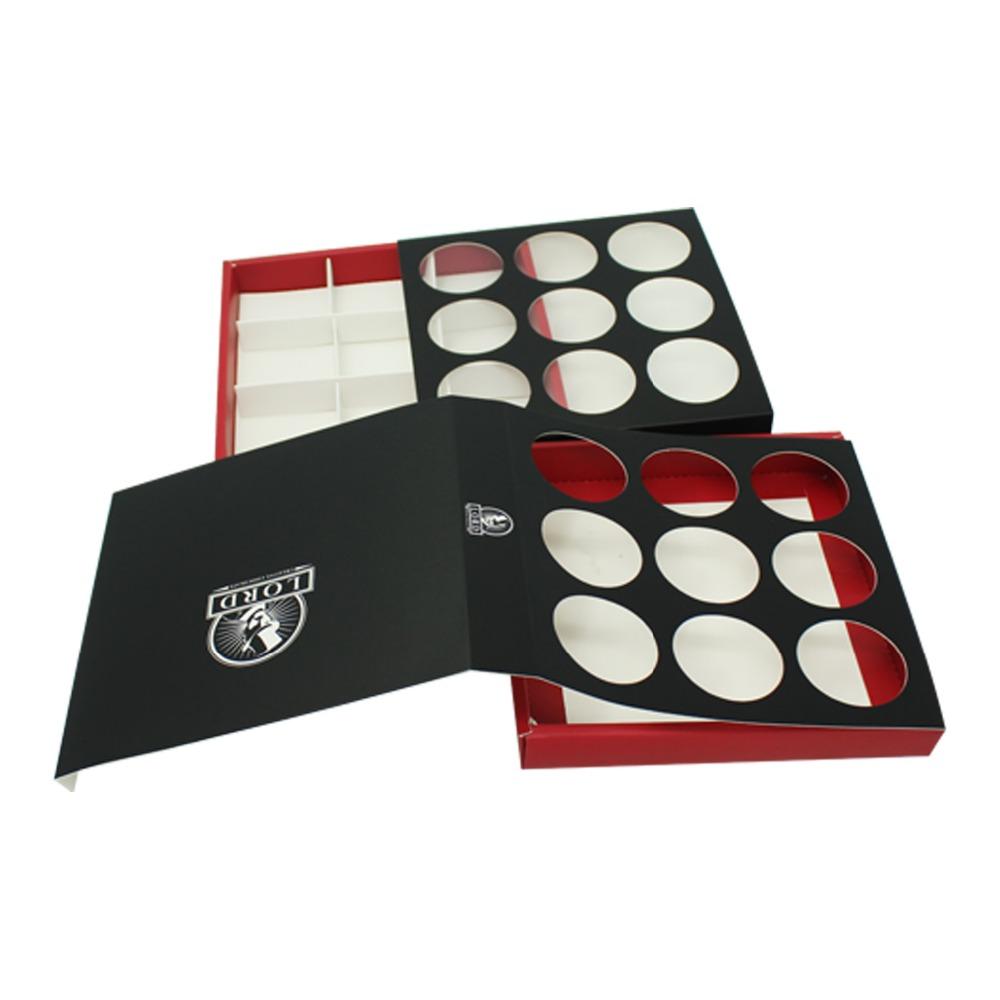 Druck benutzerdefinierte hohe qualit t kuchen box 12 cm for Kuchen ab werk verkauf