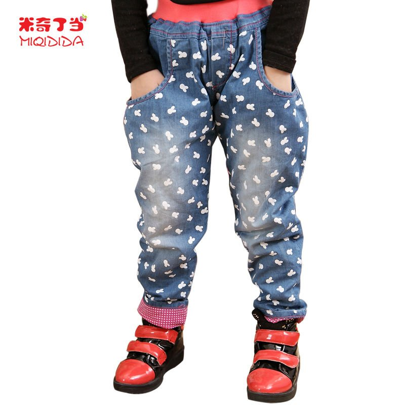 Designer Clothing Manufacturer in China Corduroy Pants For Children Balloon Panties Cargo Jeans
