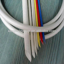 VW-1 colorful silicone fiberglass cable sleeve