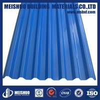 Color Painted Roof Corrugated Metal Sheet