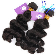 manufacturer wholesale virgin indian hair extensions or indian hair bulk