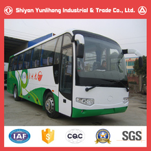 12M Dongfeng Diesel 4X2 New model Passenger Bus For Sale