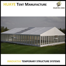 2015 best quality clear span luxury private party tent for sale