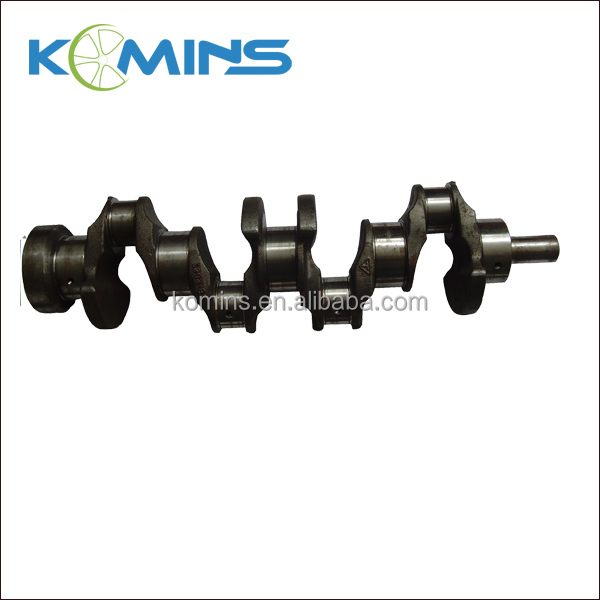 XS6E-6303BB XS6E-6303-BB Crankshaft for ford KA 1.3L